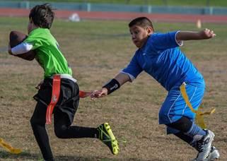 Equipo de Futbol Americano