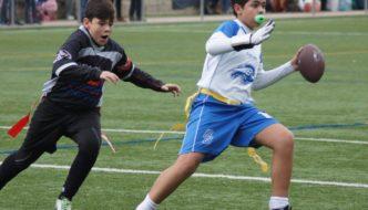 Agrias derrotas en Alevin i Junior